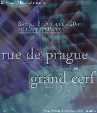 [#20] Grand Cerf + Rue de Prague + guest