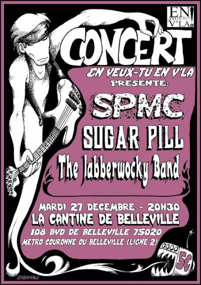 [#38] SPMC+ Sugar Pill + The Jabberwocky Band