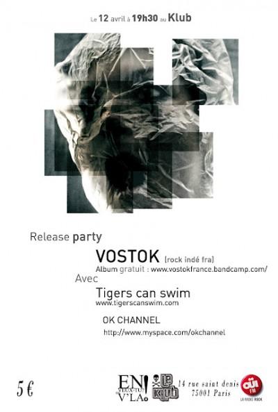 [#64] Vostok + Tigers Can Swim