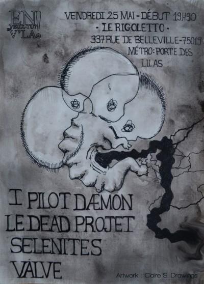 [#85] I Pilot Daemon + Selenites + Le Dead Projet + Valve