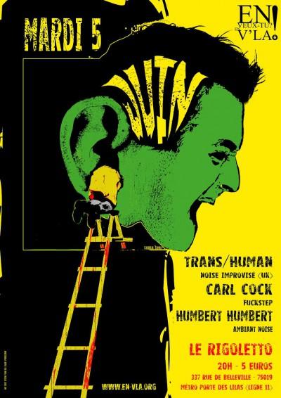 [#89] Trans/Human + Carl Cock + Humbert Humbert