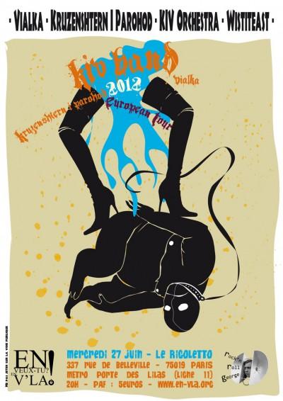 [#94] Vialka + Kruzenshtern I Parohod + KIV Orchestra + Wistiteast